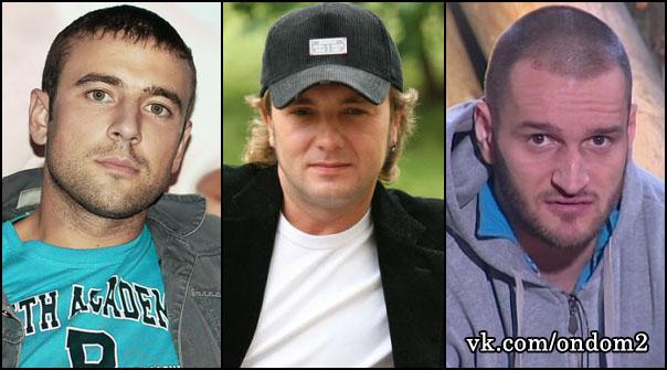 Алексей Адеев, Алексей Михайловский, Алексей Самсонов