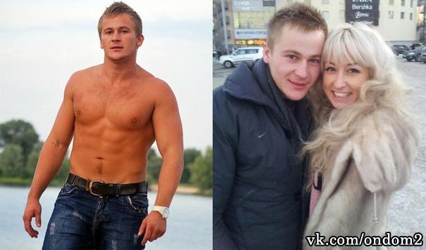 Александр Дяченко и Лиля Киш