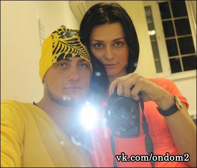 Александр Задойнов и Яна Рудова