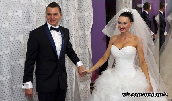 Антон Гусев и Евгения Феофилактова (Гусева)
