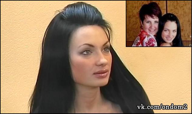 Евгения Феофилактова (Гусева), мама Евгении Феофилактовой