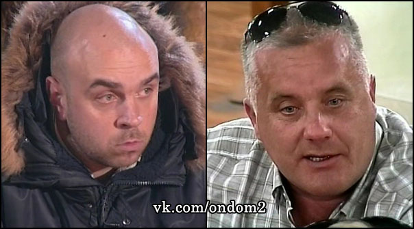 Глеб Жемчугов, Иван Ряска