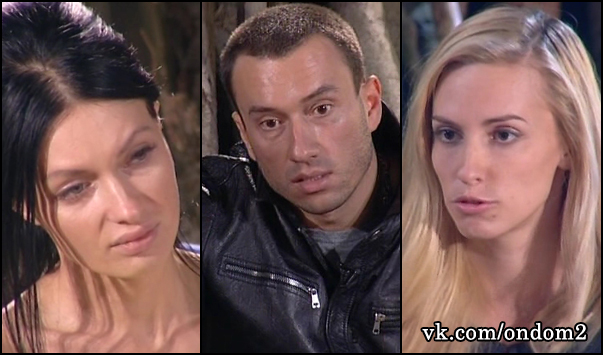 Евгения Феофилактова (Гусева), Михаил Терёхин, Ольга Гажиенко (Агибалова)