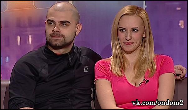 Илья Гажиенко, Ольга Гажиенко