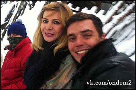Ирина Александровна Агибалова, Евгений Кузин
