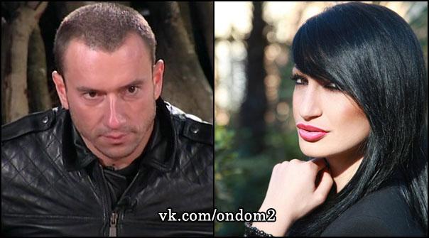 Михаил Терёхин, Алина Саакян