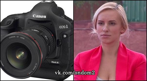 Canon Mark 3, Ольга Гажиенко (Агибалова)