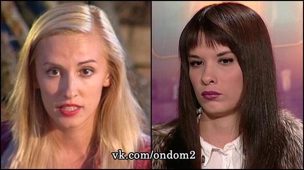 Ольга Гажиенко, Екатерина Токарева