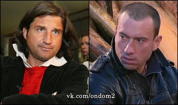 Отар Кушанашвили, Михаил Терёхин