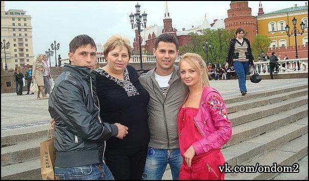Евгений Пынзарь, Елена Петровна Пынзарь, Сергей Пынзарь, Дарья Пынзарь
