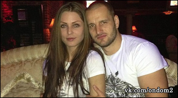 Алексей Самсонов с новой девушкой