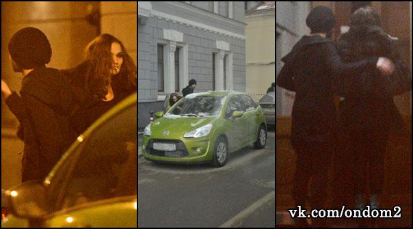 Алёна Водонаева, Арсений Шаров