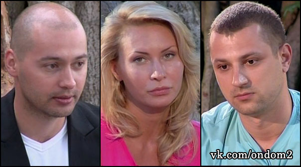 Андрей Черкасов, Элина Карякина, Никита Кузнецов