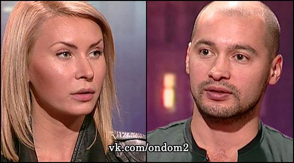 Элина Карякина, Андрей Черкасов