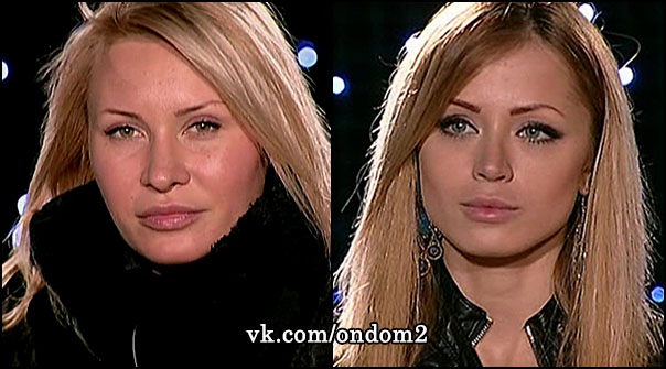 Диана Игнатюк (Милонкова), Элина Карякина