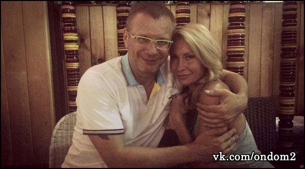 Элина Карякина, Андрей Ковалёв