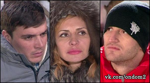 Евгений Кузин, Ирина Александровна Агибалова, Алексей Самсонов