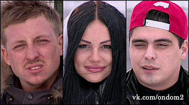 Реваз Хосурашвили, Евгений Руднев, Татьяна Охулкова