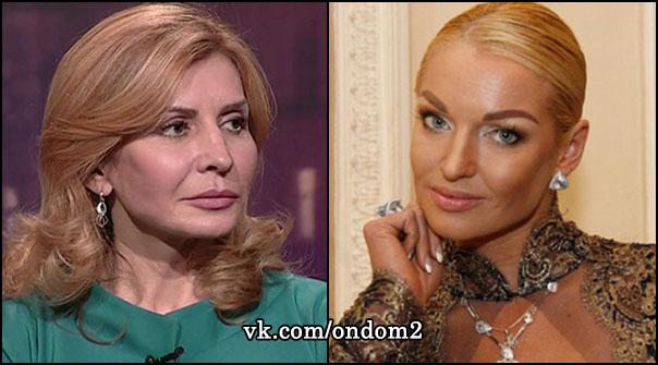 Ирина Александровна Агибалова, Анастасия Волочкова