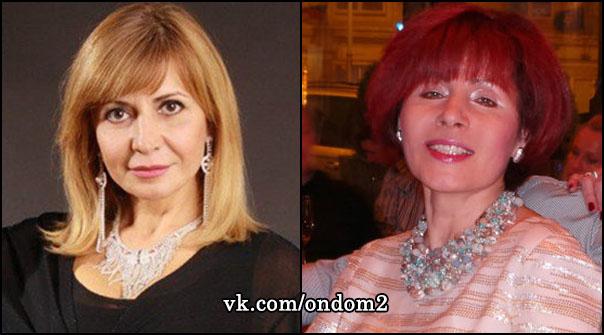 Ирина Александровна Агибалова, Элина Горюнова