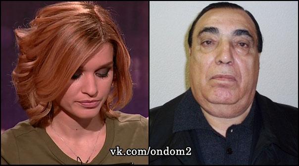 Статья про задержание отца Ксении Бородиной - Кима Амоева