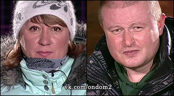 Людмила Валерьевна Руднева (Тишкова), Николай Должанский