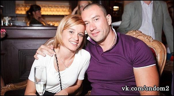 Михаил Терёхин, Ксения Бородина