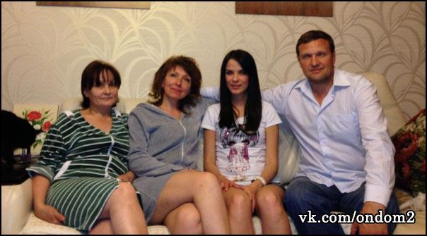 Оксана Прудник, тётя Юрия Слободяна, Екатерина Токарева, Геннадий Слободян