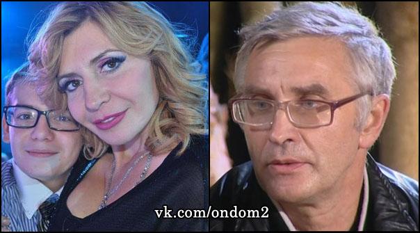 Олег Рубцов, Ирина Александровна Агибалова, Юрий Васильевич Агибалов.