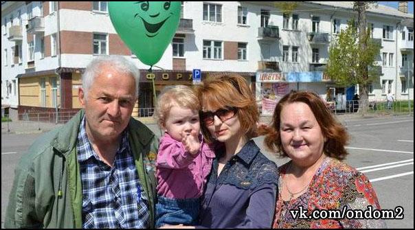 Роберт Михайлович Гобозов, Ирина Гобозова (Потапова), Ольга Васильевна Гобозова