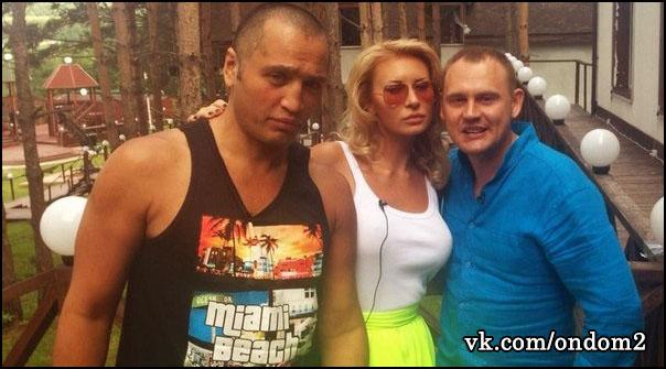 Рустам Калганов, Элина Карякина, Степан Меньщиков