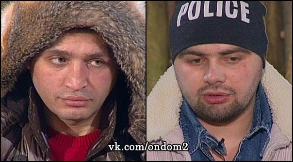 Рустам Калганов, Артур Пересыпкин
