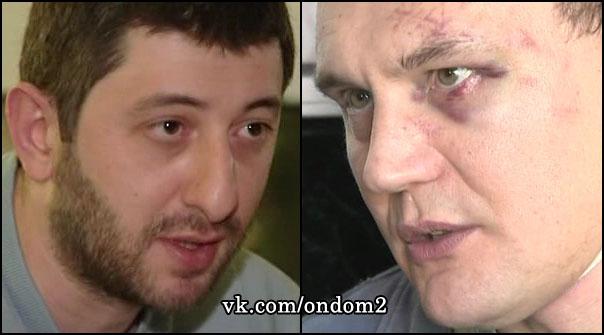 Юрий Будагов, Степан Меньщиков