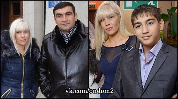 Светлана Михайловна Устиненко, Артур Асратян, Гегам