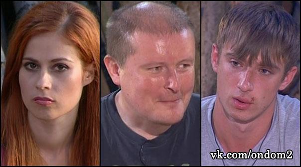 Татьяна Кирилюк, Николай Должанский, Александр Тищенко