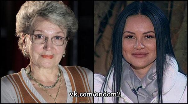 Алла Захаровна Роттер, Татьяна Охулкова