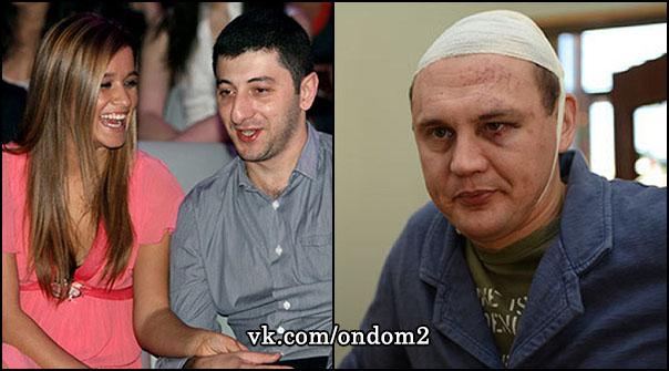 Юрий Будагов, Ксения Бородина, Степан Меньщиков