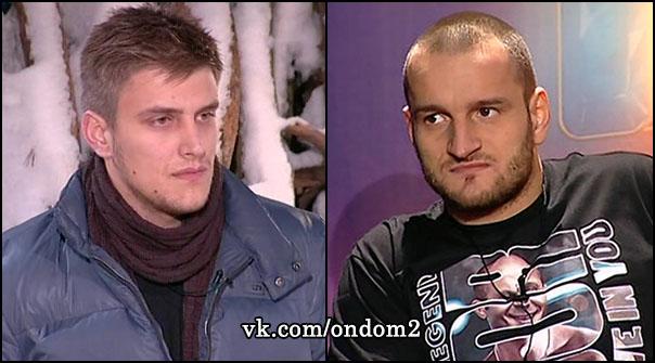 Юрий Слободян, Алексей Самсонов