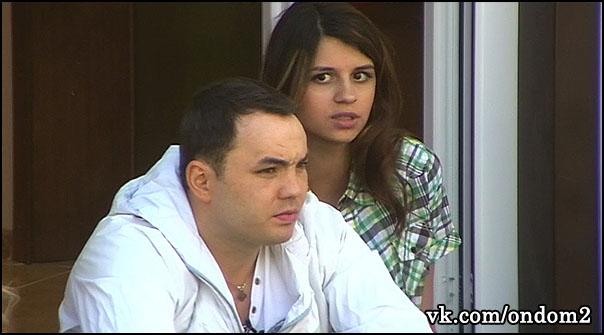 Алиана Устиненко (Гобозова, Асратян), Александр Гобозов