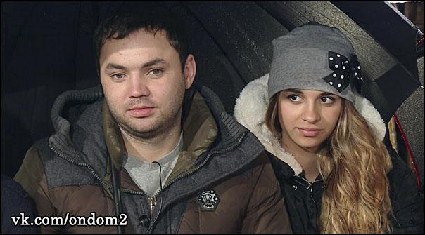 Александр Гобозов, Алиана Устинеко (Асратян)