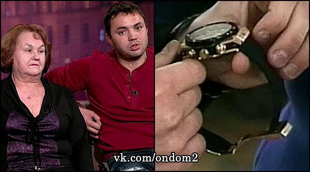 Ольга Васильевна Гобозова, Александр Гобозов, швейцарские часы Hublot