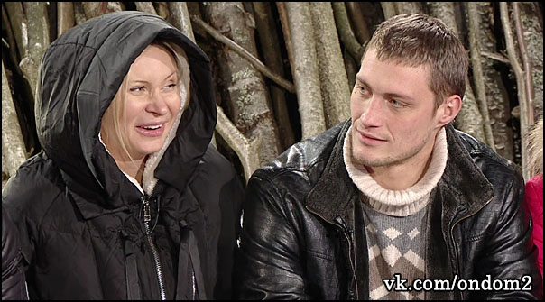 Элина Камирен (Карякина), Александр Задойнов