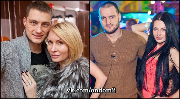 Евгения Гусева, Алексей Самсонов, Александр Задойнов, Элина Карякина (Камирен)