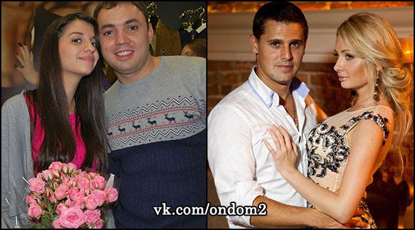 Александр Гобозов, Алиана Устиненко (Асратян), Сергей Пынзарь, Дарья Пынзарь