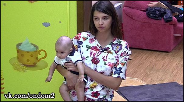Алиана Гобозова (Устиненко), Роберт Гобозов