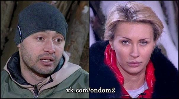 Андрей Черкасов, Элина Карякина (Камирен)