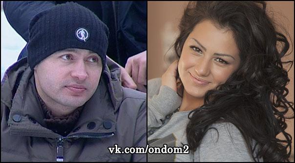 Андрей Черкасов, Ирина Геринок (Сербина)
