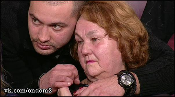 Ольга Васильевна Гобозова, Андрей Черкасов