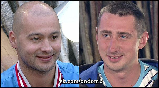 Андрей Черкасов, Сергей Катасонов