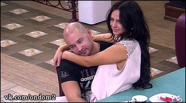 Виктория Романец, Андрей Черкасов